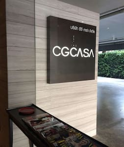 CGCASA Apartment Room 307 - Bangkok - Daire