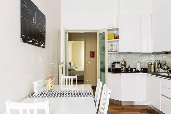 Accogliente Appartamento a Città Studi