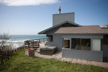 Stunning Ocean View Home - The Prevo - Manchester