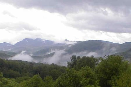 Beautiful Amazing View  Heart of Smoky Mountains