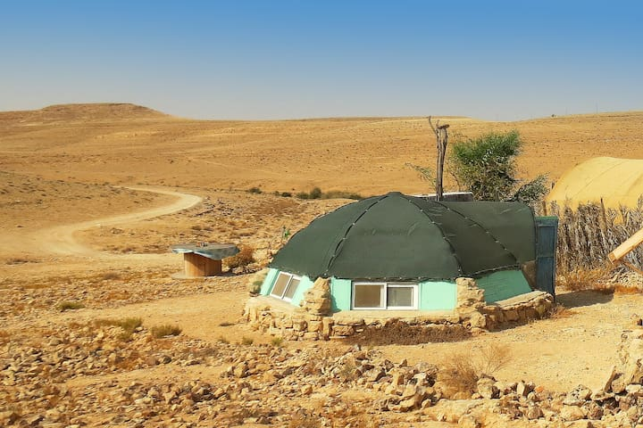 Private Igloo Dome style // king - Mitzpe Ramon - Iglú