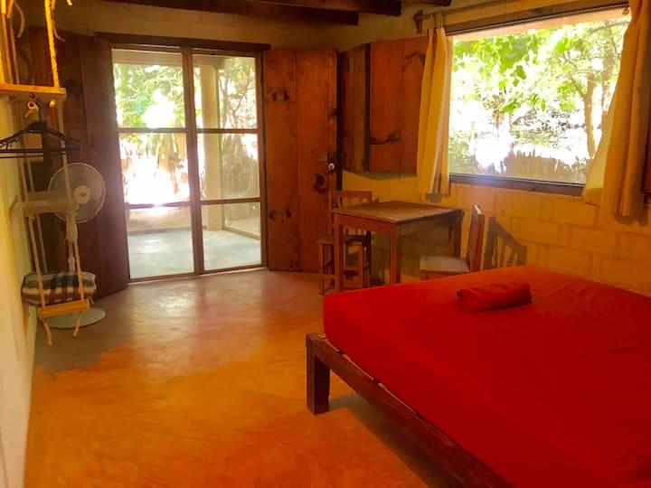 Habitación con baño y cocina MermejitaMia1 Mazunte