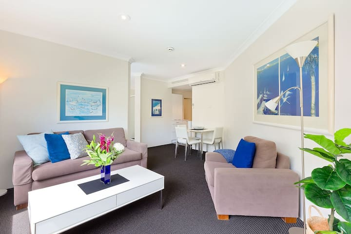 Superb one bedroom apart, 69 - Lane Cove North - Appartement