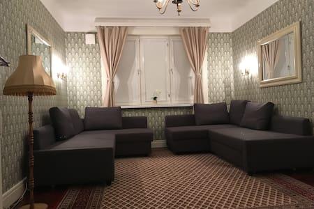 Romantiline 2-toaline korter Otepää südames - Otepää - Apartment