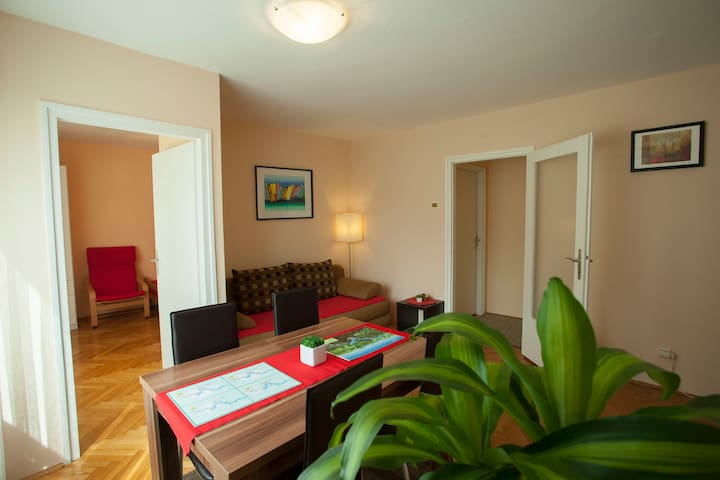10 min walk to the lake apartment - Plitvička Jezera - Appartement
