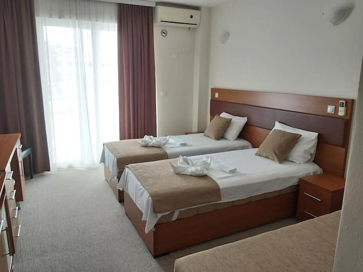Hotel Zan ★★★★ Room with Terrace / Enjoy&Relax