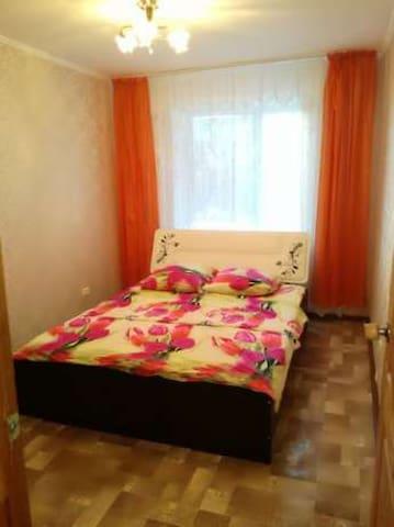 2х комнатная квартира Евразия 115