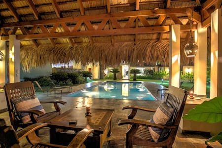 Luxury escape for a couple - Cabarete - Vila