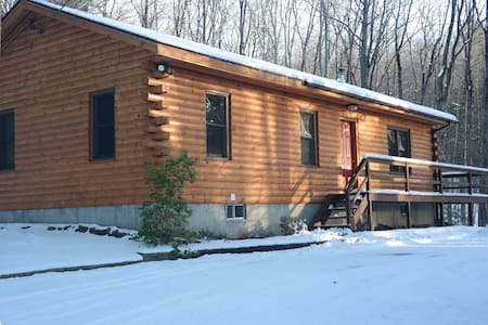 Cozy 3 Bedroom Cabin minutes from Lake George!!! - Lake George - Haus