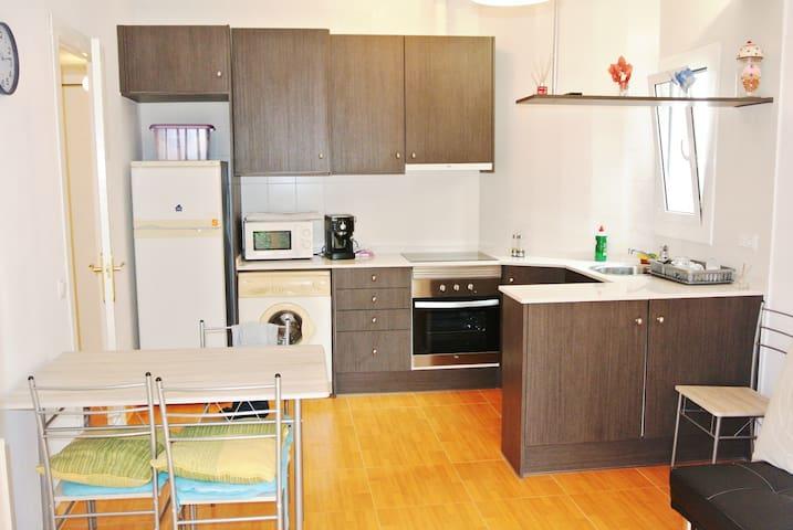T045 Bonito piso en PIneda de Mar - Pineda de Mar - Daire