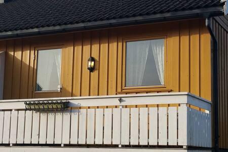 Nordmarken- sentralt og rolig boligområde - Grimstad