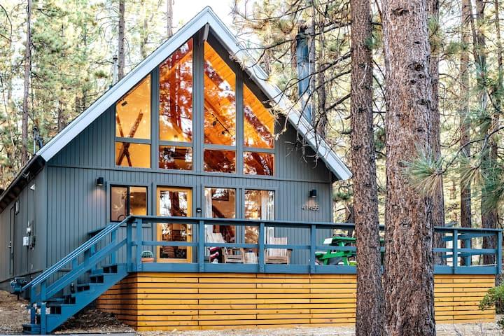 Rancho Pines I Ponderosa, Ski+Village+Lake+Hot Tub
