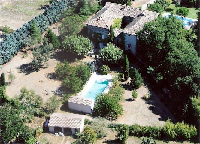 LE MAS DU GRES - Saint-Ambroix - Casa