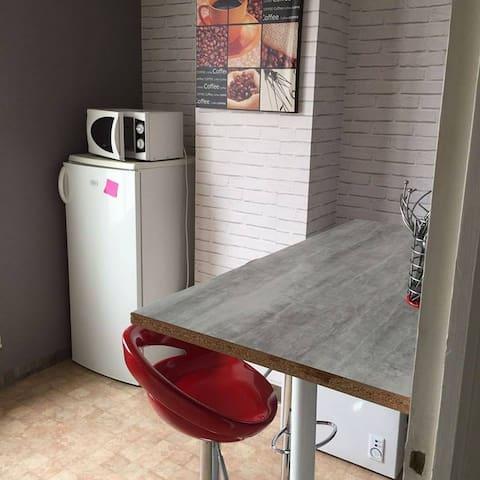 Appartement T2 Centre ville - Limoges - Appartement