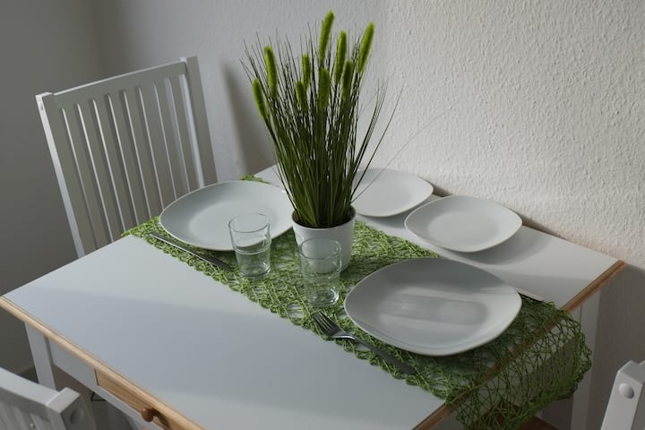 City-Apartment Close to Mannheim, central