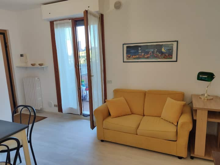 Apartment, terrace, garage in Siena Hospital area