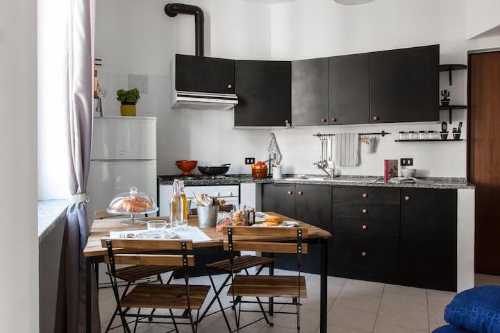 Casa intera a Milano Casa Polpetta