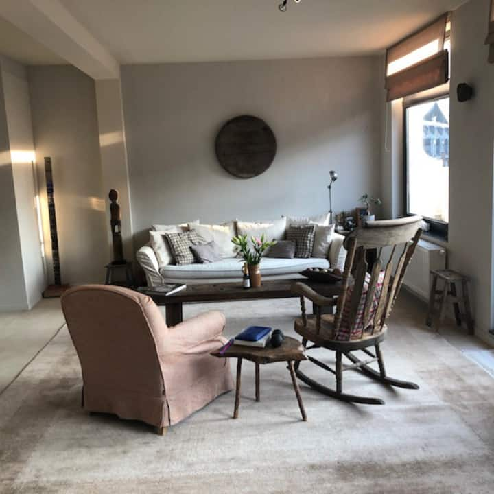 Spacious Penthouse at Grand Place