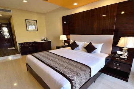 CALANGUTE CENTRAL - EXECUTIVE SUITE - North Goa - Bed & Breakfast
