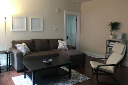 Cozy 1-Bedroom in Covington's MainStrasse Village - Covington - Apartament