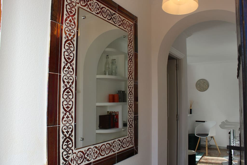 Casa Guapa Hallway