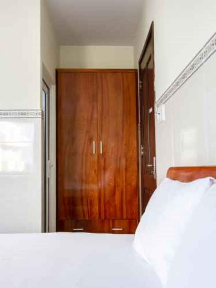 Cozy Superior Double Room Sea View at Hoang Phat
