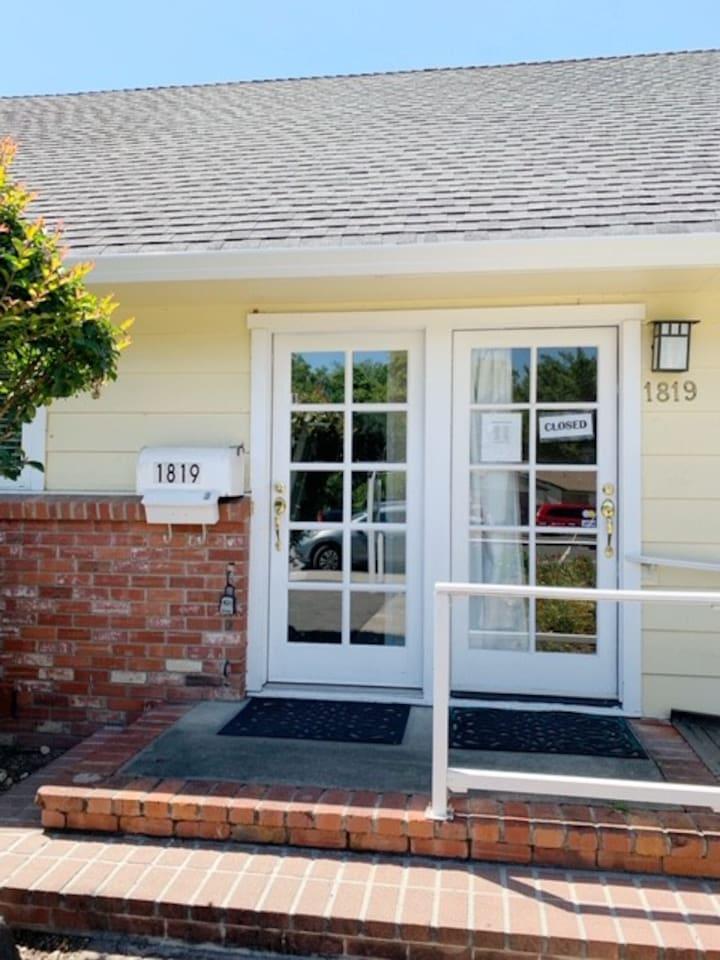 Front Door entrance