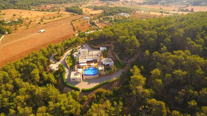Amazing luxury villa IBIZA CAN ALMA