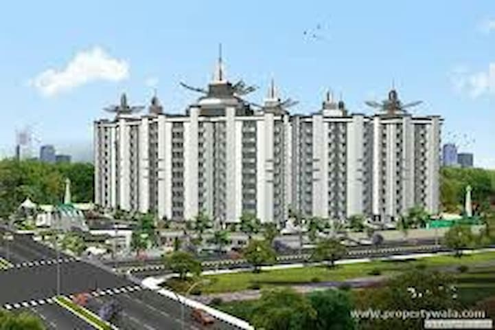 ★Family friendly spacious n cosy 1BHK star Apt★