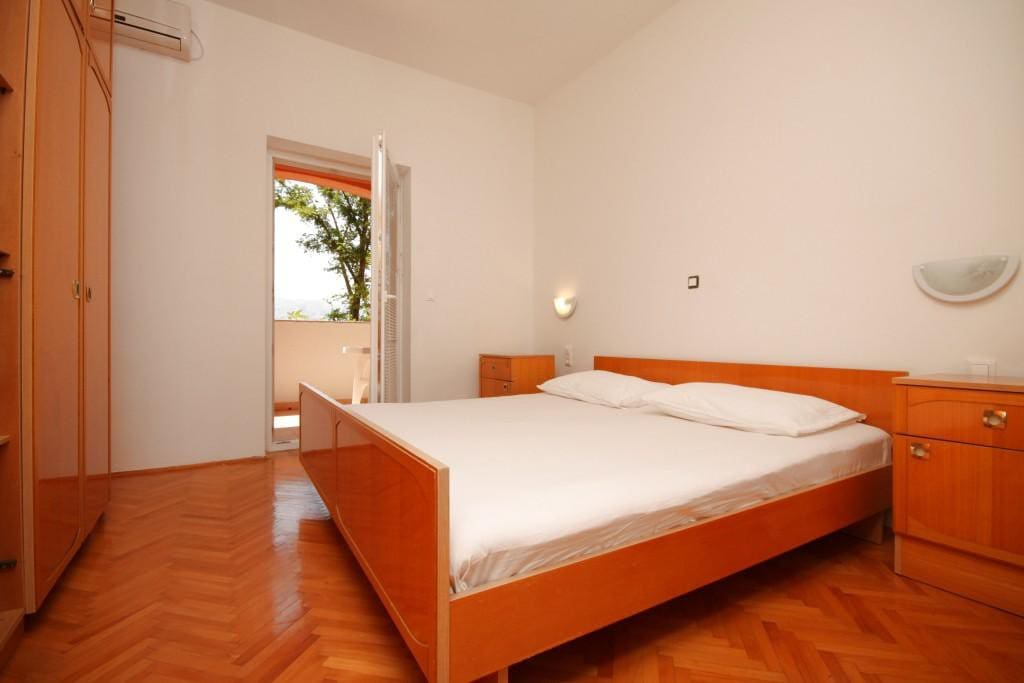 Bedroom, Surface: 15 m²