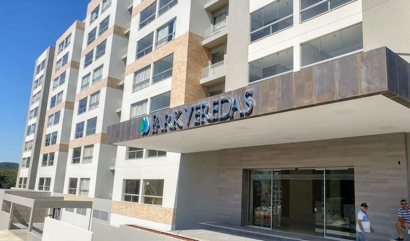 Park Veredas - Acesso ao Rio Quente - Hotel Novo J