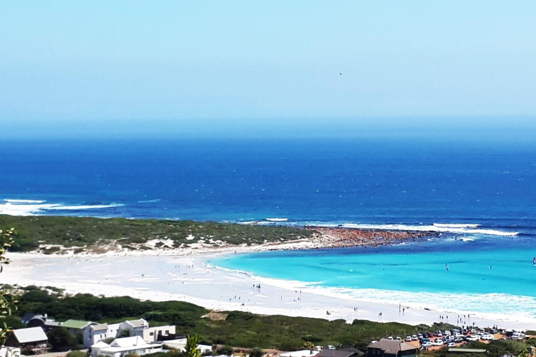 Panaramic views from Sea Song. So many wonderful days...