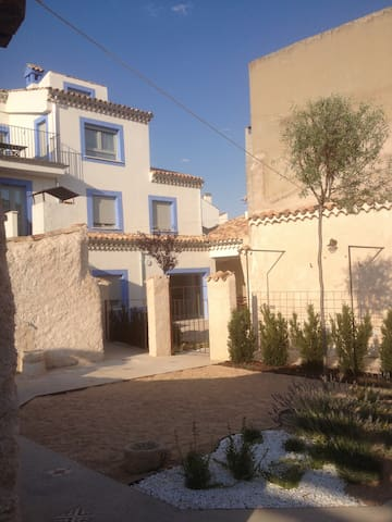 Casa Rural La Alvardana Alta - Horcajo de Santiago - Ház