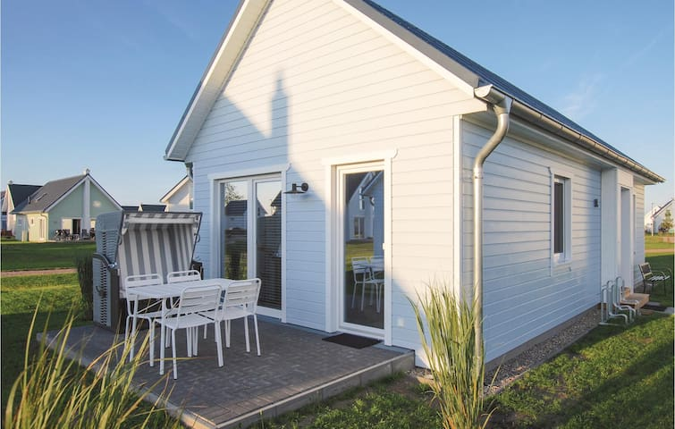 Holiday cottage with 1 bedroom on 48m² in OstseeResort Olpenitz