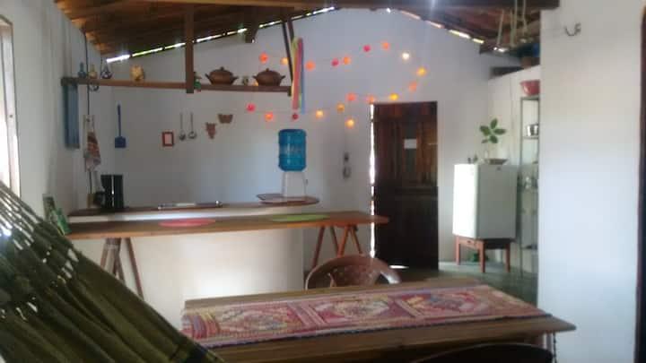 Casa Tranquila na Lagoa do Paraíso