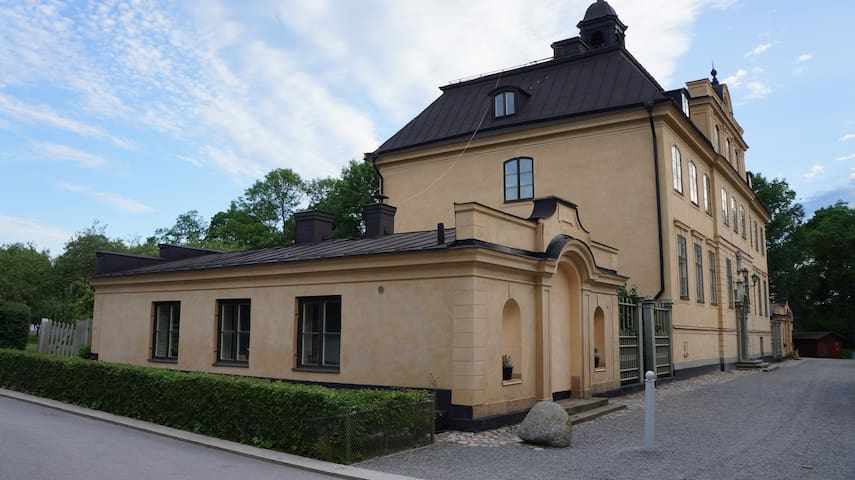 Historical Cottage in Kristineberg Castle