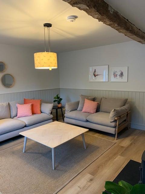 Stable Cottage at Grange Farm