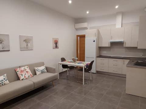 Apartamento bonito y acogedor en el centro.