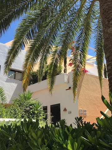 Sea View flat in Sant Carlos, Ibiza - Cala Llenya - Apartament