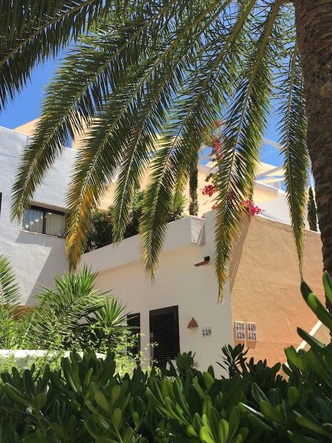 Sea View flat in Sant Carlos, Ibiza