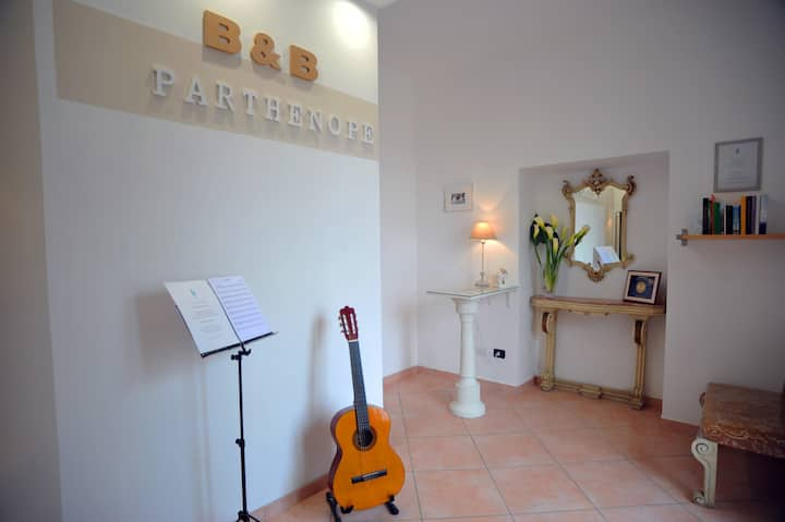 Parthenope B&B your dream in Amalfi Coast