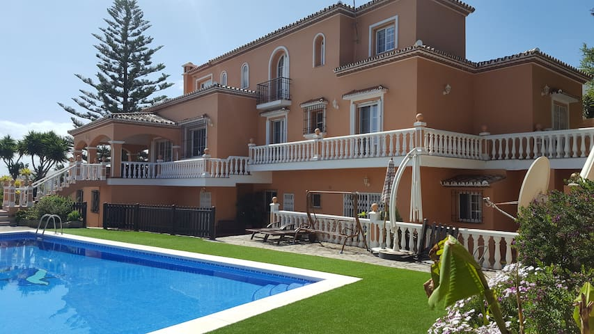 Villa built for entertaining
