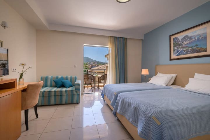 Syvota Luxury Retreat - Seaside Cozy Twin Suite