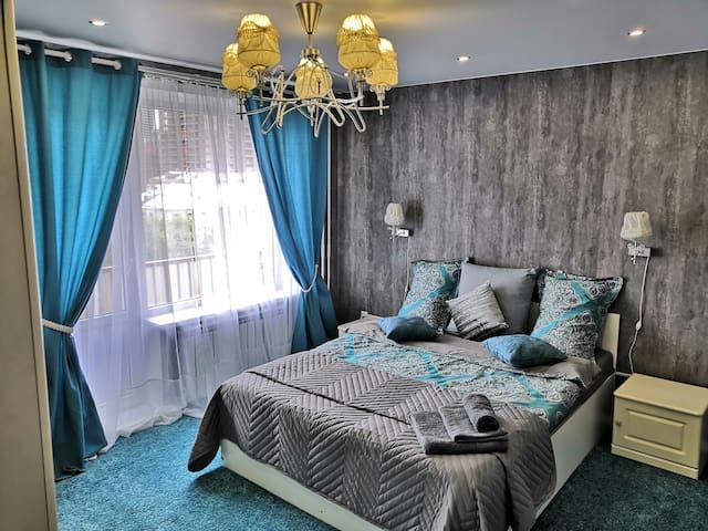 2-комнатная квартира рядом с Москва-Сити
