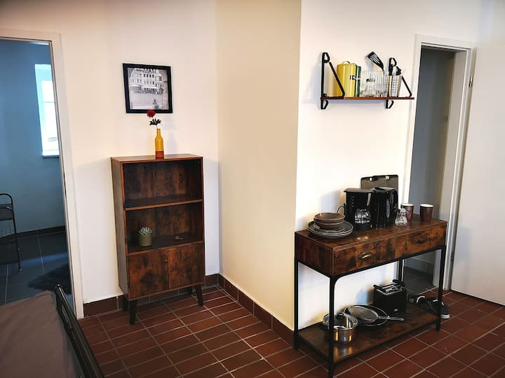 B 2 Apartment Industrial Style