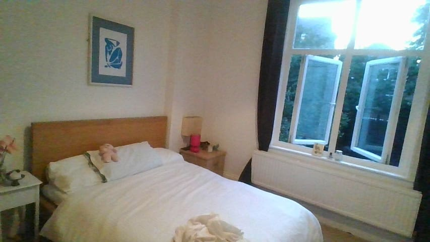 Large Double Room in South West London