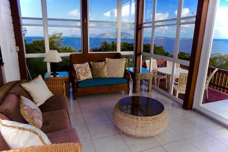 Little Apple Bay Surf House   - Tortola