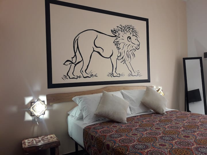 Lion Stylish Room