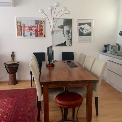Moderne Wohnung am Stadtrand 1230 - Viyana