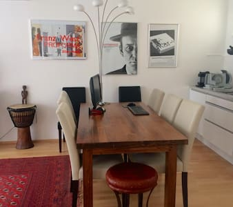 Moderne Wohnung am Stadtrand 1230